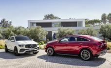 Mercedes GLE Coupé y AMG 53 4 Matic
