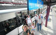 Fin de trayecto para la estación de Atxuri el próximo 8 de septiembre