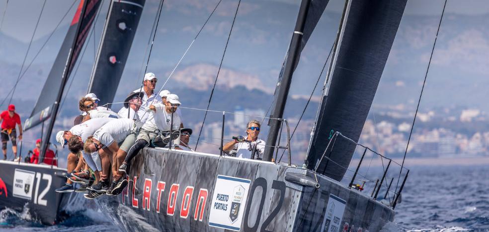 El barco del vizcaíno Eric Jauregui gana el Mundial de la F1 del mar