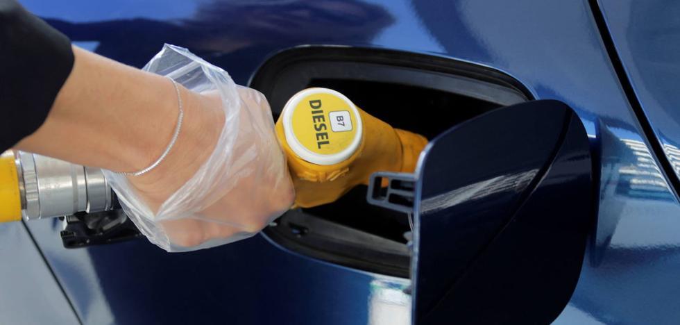 Una operación retorno con el combustible más barato