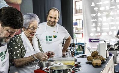 Homenaje a la cocina de las madres en Ezcaray