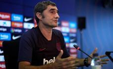 Valverde: «Se está haciendo largo el mercado»