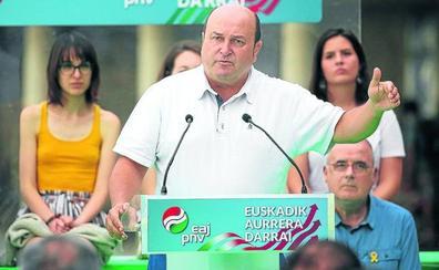 Ortuzar afea a Sánchez el «sainete» de su investidura e insinúa que quiere elecciones