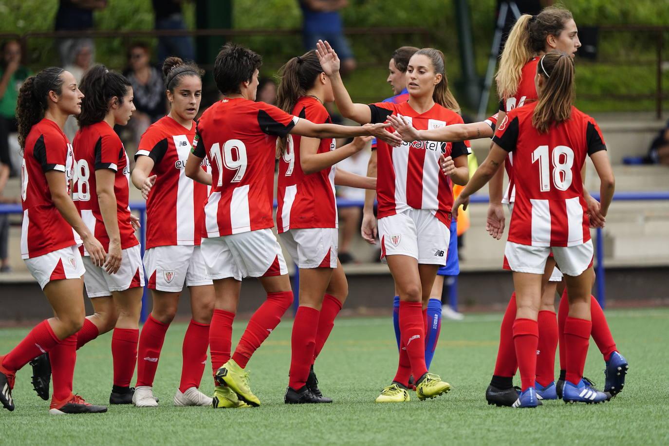 El Eibar-Athletic, en imágenes