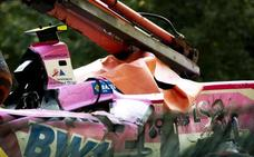 Muere el piloto Anthoine Hubert en un brutal accidente en la F2