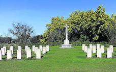 Una jueza devuelve el 'cementerio de los ingleses' al Gobierno británico