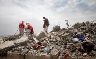 La ONU pide a Riad que aclare el ataque más sangriento del año en Yemen