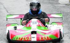 La Fórmula 1 vasca no teme a la lluvia