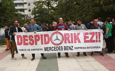 Mercedes vuelve a la actividad con la incertidumbre por la llegada del posible ERE temporal