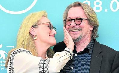 Meryl Streep lleva los 'papeles de Panamá' a la Mostra