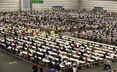 Casi 1.200 personas superan la OPE de Osakidetza para 181 plazas