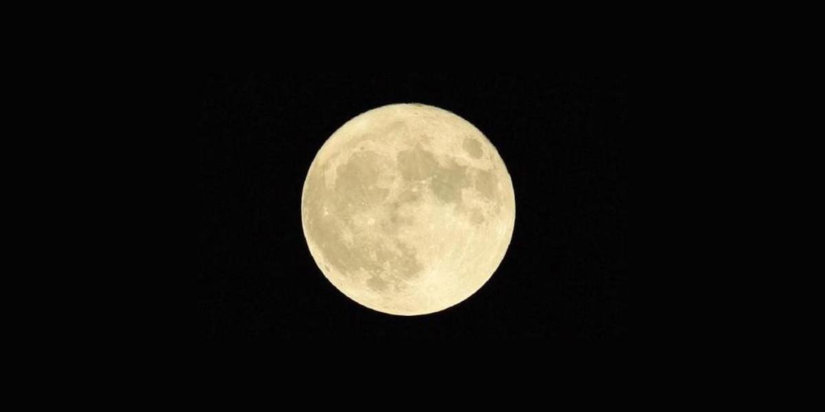 Luna llena de septiembre 2019 en España: calendario Lunar