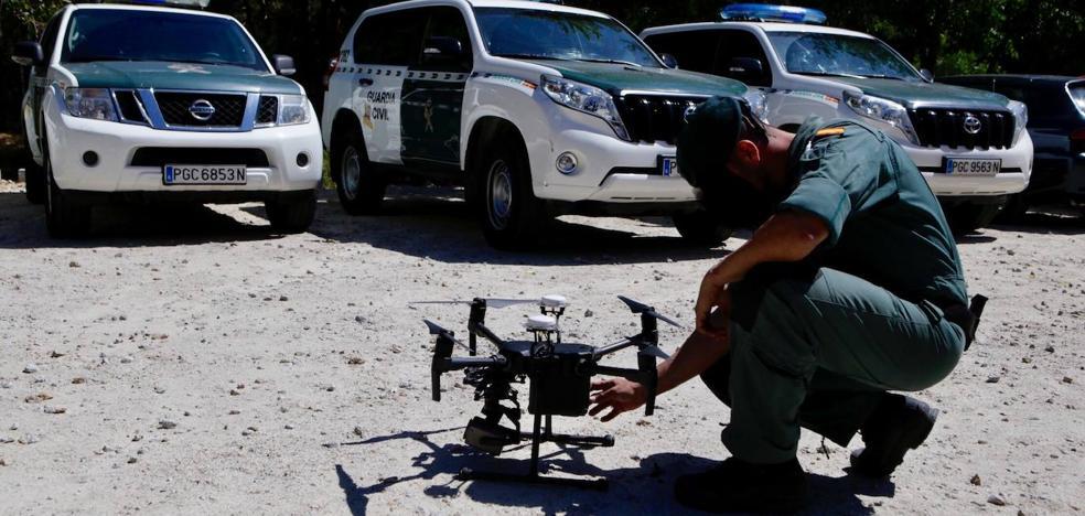 La búsqueda de Blanca se intensifica sin éxito en la Sierra de Guadarrama