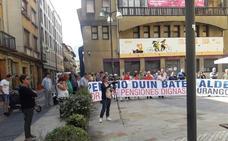 Pensionistas de Durango ultiman una concentración comarcal para el día 30