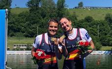 La remera Virginia Díaz consigue finalizar quinta en el Mundial