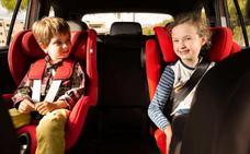 Diez reglas de oro para llevar a los niños en el coche