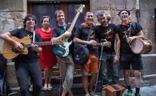 Aiko musika taldeak eta Slow Food Bilbao-Bizkaiak lankidetza hitzarmen bat sinatu dute, Km0ren kulturaren defentsan