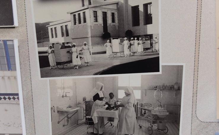 Cien años del hospital de Gorliz