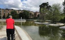 Critican el estado del Jardín Botánico de Barakaldo diez meses después de su reforma