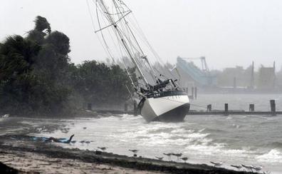 'Dorian' perdona a Florida tras cebarse con Bahamas