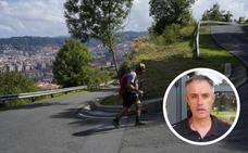 La Vuelta descubre los muros de Bilbao