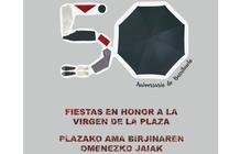 Programa de fiestas de Elciego 2019: Honor a la Virgen de la Plaza