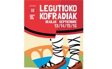 Programa de fiestas de Legutiano 2019: Legutioko Kofradiak