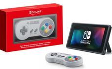Los clásicos de Super Nintendo llegan a Nintendo Switch
