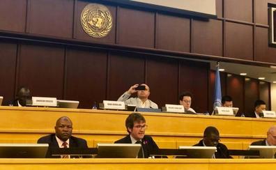 Vitoria lleva a Etiopía su sueño de ser Green Capital mundial