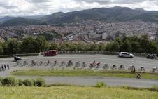 Bizkaia vibra con la Vuelta
