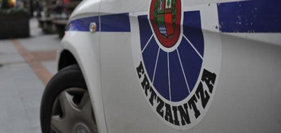 La Ertzaintza detiene a los dos autores de un robo en una vivienda de Amurrio
