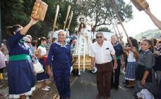 Pobeña se embarcará el domingo en su tradicional romería del Socorro