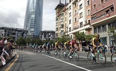 Bilbao vibra con la Vuelta