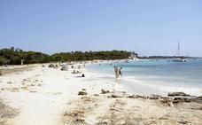 Mallorca, con aceite y sal