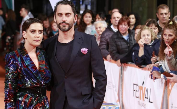 El estilazo de Paco y María León florece en el FesTVal