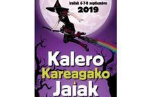 Programa de fiestas de El Kalero 2019: Kareagako jaiak
