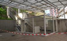 Santurtzi reforma el funicular del Grupo Serantes