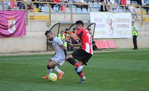 El Bilbao Athletic se desmorona en el Reino de León