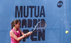 Carmen Aizpurua: «Me gustaría jugar contra Serena en Roland Garros»