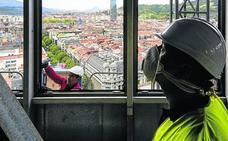 Las grandes empresas vascas suben a la Torre