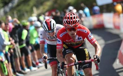 La Vuelta estrena la versión más dura del Acebo