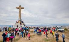 Vitoria celebra la romería de Olárizu, que anuncia el final del verano