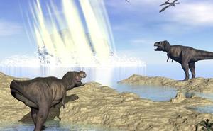 Así fue el último día de los dinosaurios