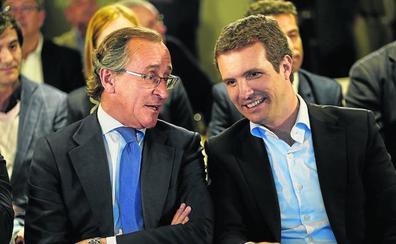 El PP vasco apostará en su convención por un país y un partido «plurales con diferentes acentos»