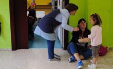 Primer día de 'cole' para muchos niños vascos