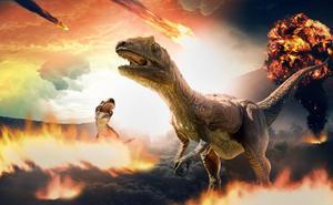 Los científicos recrean el final de los dinosaurios