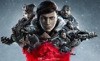 Gears 5: el derroche de Xbox One