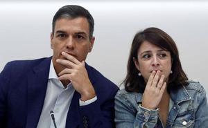 Lastra culpa al «maximalismo» de Podemos de impedir el acuerdo para la investidura de Sánchez