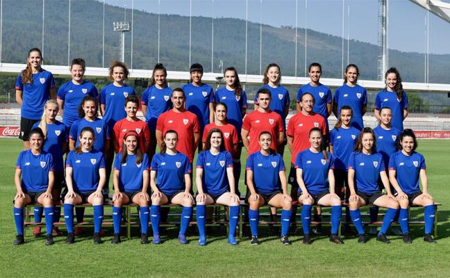 El Athletic apuesta con firmeza por el fútbol femenino y profesionaliza su segundo equipo