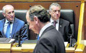 El Gobierno vasco aplaza la negociación presupuestaria hasta después del 10-N